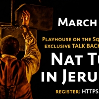 Playhouse on the Square Announces Talkback Session with the Cast and Crew of NAT TURNER IN Photo