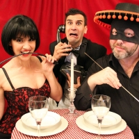 FIVE COURSE LOVE to be Presented Live at Winter Park Playhouse Photo