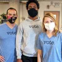 American Blues Theater Launches 'Our Home, Our Vote' Initiative Photo