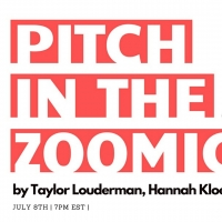 Taylor Louderman, Hannah Kloepfer and Nat Zegree Present PITCH IN: THE ZOOMICAL Photo