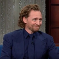 VIDEO: Tom Hiddleston Plays 'Big Booty' to Warm Up for BETRAYAL Photo