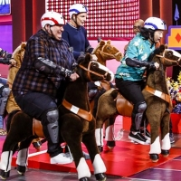 CBS Announces Premiere Dates for Two New Reality Series GAME ON! and TOUGH AS NAILS Photo
