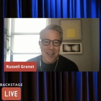 VIDEO: New 42 President & CEO Russell Granet Visits Backstage LIVE with Richard Ridge Photo