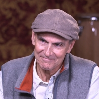 James Taylor Talks About Still Performing at his Age on CBS SUNDAY MORNING
