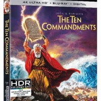 THE TEN COMMANDMENTS Debuts on 4K Ultra HD March 30th Photo