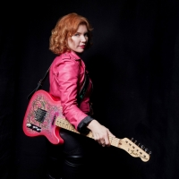 Sue Foley Releases 'Southern Men' From Upcoming Pinky's Blues Album Photo