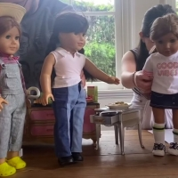 VIDEO: Kathryn Hahn Stages A Scene From GLENGARRY GLEN ROSS With American Girl Dolls Photo