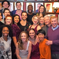 Photo Flash: Opening Night of NO STRINGS at J2 Spotlight Muscial Theater Company