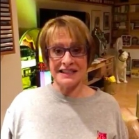 VIDEO: Patti LuPone Gives a Tour of Her Basement Photo