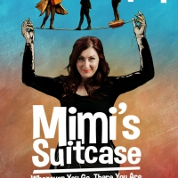 Ana Bayat Stars In MIMI'S SUITCASE At Theatre of Yugen