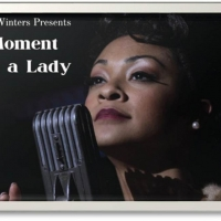 Sydnee Winters Stars As Lena Horne in A MOMENT WITH A LADY Photo