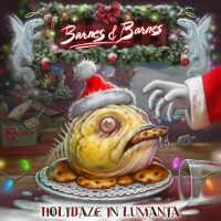 Barnes & Barnes 'Holidaze In Lumania' Out Now on CD and Vinyl Photo