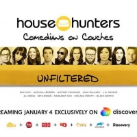 HOUSE HUNTERS: COMEDIANS ON COUCHES UNFILTERED Launches Jan. 4 on Discovery Plus Photo