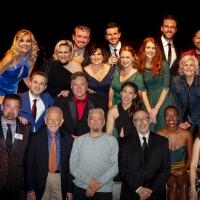 Photos: Stephen Sondheim & Richard Maltby, Jr.Attend Jonthan Tunick Salute at The Sharon Playhouse