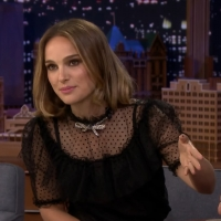 VIDEO: Natalie Portman Talks THOR on THE TONIGHT SHOW WITH JIMMY FALLON