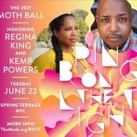 Storytelling Nonprofit The Moth Will Honor Kemp Powers And Regina King at The Moth Ba Photo