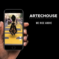 ARTECHOUSE Presents Vince Fraser's WE RISE ABOVE, an Augmented Reality Experience Photo