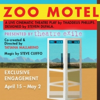 BWW Review: ZOO MOTEL at Theatre Exile is a Virtual Production to Check In and Check  Photo