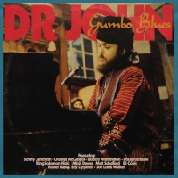 Contemporary Blues Stars Mix It Up With New Orleans Legend DR. JOHN On New Album 'BLU Photo