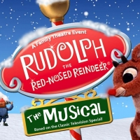 The Way Off Broadway Dinner Theatre Presents Stage Adaptation of RUDOLPH THE RED-NOSE Photo