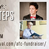 'In The Footsteps Of Chopin' Virtual Discussion to Take Place With Dr. Alan Walker An Photo