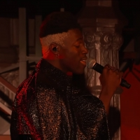 VIDEO: Moses Sumney Performs 'Cut Me' on THE LATE SHOW WITH STEPHEN COLBERT