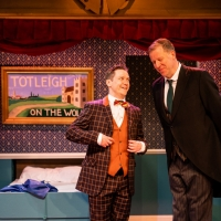 Jeeves And Wooster In PERFECT NONSENSE Will Return to TheBarn Theatre to Mark 140th Photo