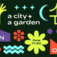 Line-up Announced For A CITY + A GARDEN Photo