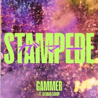 GAMMER Reveals New Single 'STAMPEDE' Photo
