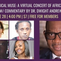 Hammonds House Digital Presents Black Classical Muse Concert On June 28 Photo