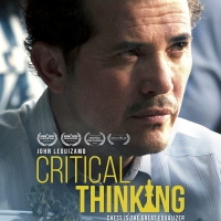 VIDEO: Watch the Trailer for CRITICAL THINKING, Starring John Leguizamo and Rachel Bay Jon Photo