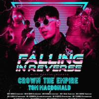 Falling In Reverse Announces Fall 2019 Tour