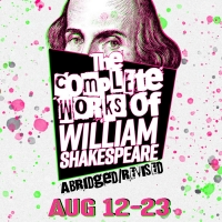 Athens Theatre Reopens With THE COMPLETE WORKS OF WILLIAM SHAKESPEARE (ABRIDGED) [REV Photo