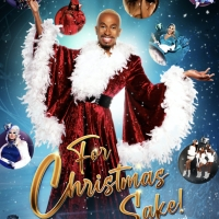 FOR CHRISTMAS SAKE!: THE MOVIE MUSICAL Starring Kalen Allen, Alex Newell, Mj Rodrigue Photo