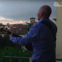 VIDEO: Balcony Opera Singer Maurizio Marchini Performs Again and Discusses Future Plans
