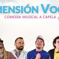 "Impás presenta DIMENSI�""N VOCAL: COMEDIA MUSICAL A CAPELA en Madrid Photo"