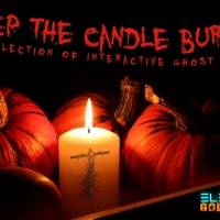 Electric Goldfish Launches New Online Interactive Audio Experience KEEP THE CANDLE BU Photo