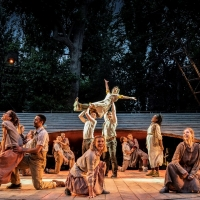 Photos: Rodgers and Hammerstein's CAROUSEL At Regent's Park Open Air Theatre Photo