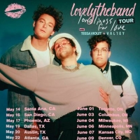 lovelytheband Announces Headlining North American 'Loneliness For Love Tour'