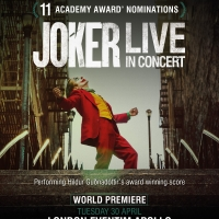 JOKER to be Screened with Live Orchestra in Upcoming Concert Tour Photo