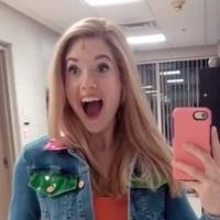 VIDEO: MEAN GIRLS' Jonalyn Saxer Takes Over Instagram! Photo