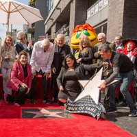 Fans & Famous Join Sid & Marty Krofft to Unveil Walk of Fame Star
