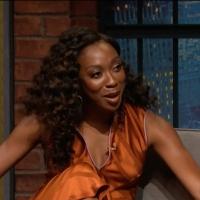 VIDEO: Ego Nwodim Tells SETH MEYERS She Was Pre-Med Before SNL Photo