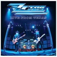 ZZ TOP 'Live From Texas' 2LP Re-Issue Out Sept. 25
