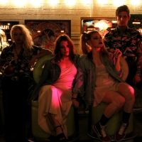 Glaare Shares New Single 'Divine Excess' Photo