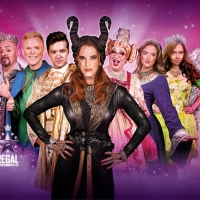 Full Cast Announced For SLEEPING BEAUTY at St Helens Theatre Royal