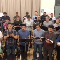 VIDEO: In Rehearsal with 42nd Street Moon's TITANIC Video