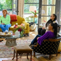 TURNING THE TABLES WITH ROBIN ROBERTS Premieres July 30 on Disney Plus Photo