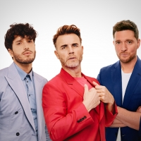 Gary Barlow, Michael Buble, and Sebastian Yatra Release Video for 'Elita' Photo