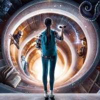 VIDEO: Watch a New Clip from JUST BEYOND on Disney+ Photo